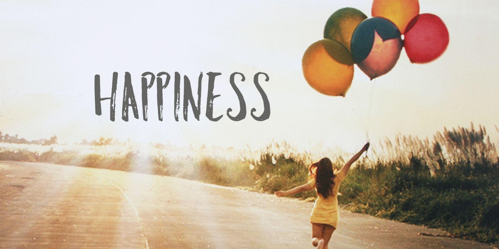 Giải nghĩa Happiness