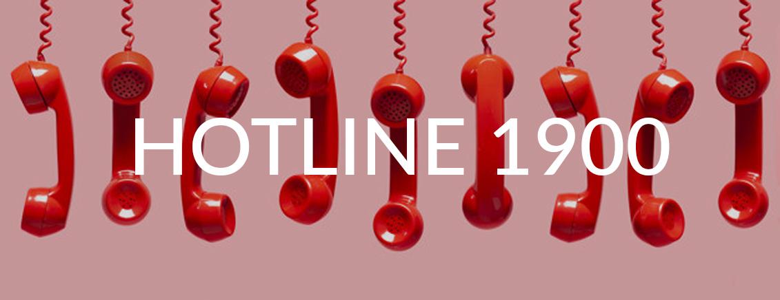 Đầu số Hotline 1900
