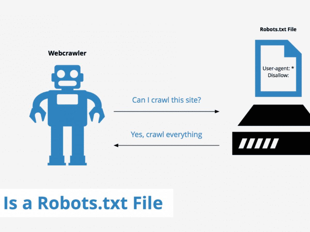 Hướng crawl ra khỏi trang bằng Robots.txt