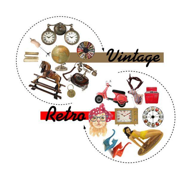 Khác nhau giữa retro và vintage
