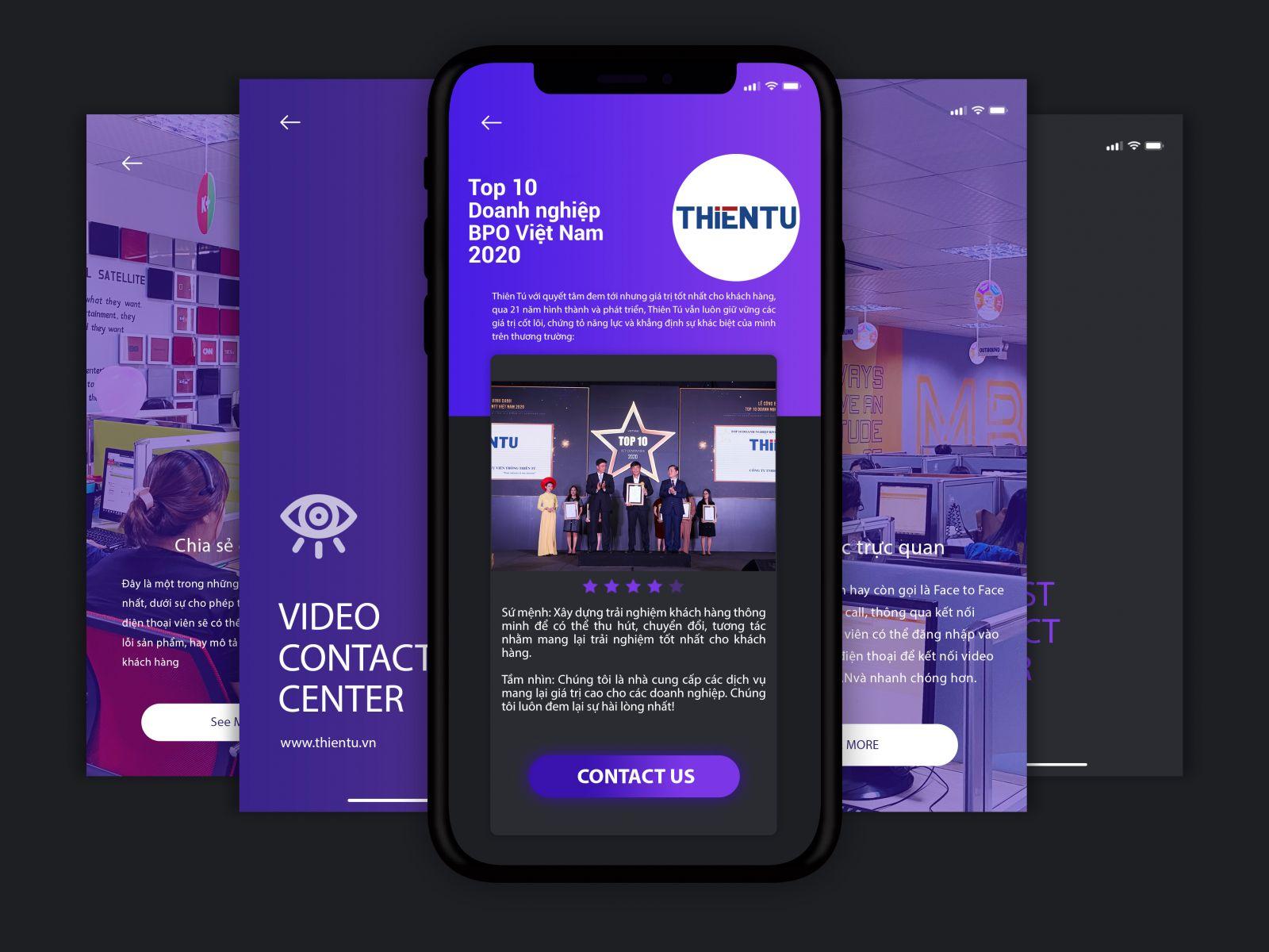 Lợi ích của video contact center là gì?