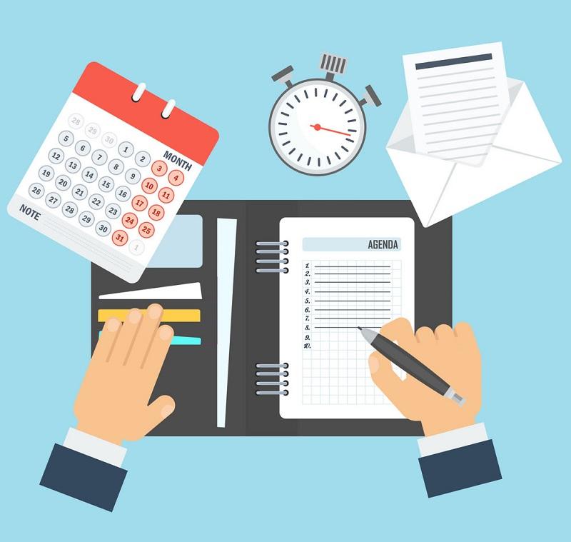 Phương pháp xây dựng agenda chuyên nghiệp