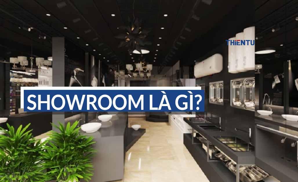 showroom là gì
