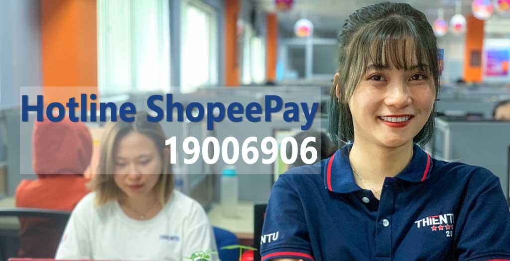Số hotline tổng đài CSKH ShopeePay