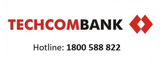 Tổng đài Techcombank