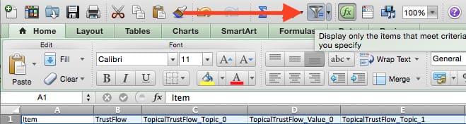 filter trust flow