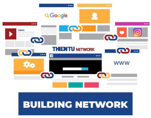 Thiên Tú network Backlink