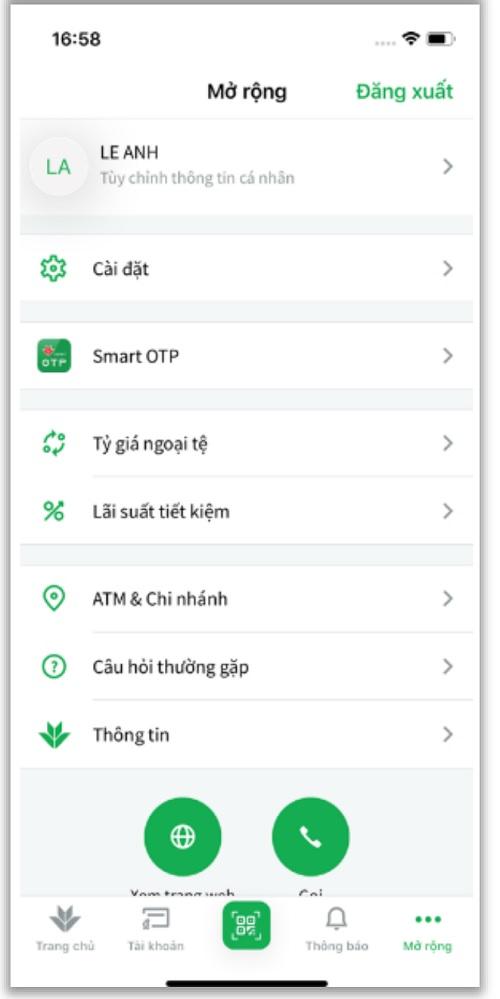 ứng dụng VPBank NEO