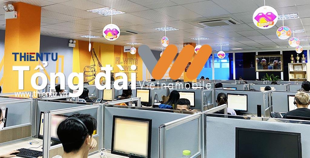 Tổng đài Vietnamobile VNM