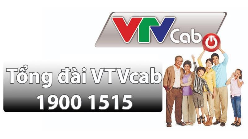 Thông tin liên hệ tổng đài VTVcab