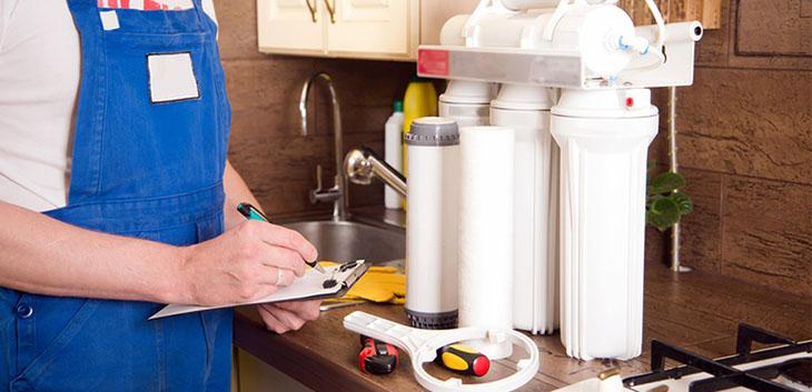 Cách thay các loại lõi lọc của máy lọc nước RO đơn giản và hiệu quả nhất